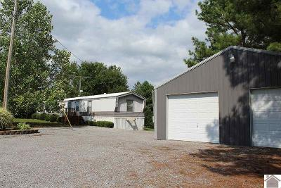 Manufactured Home For Sale: 878 Hidden Lake Road