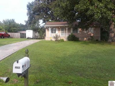 McCracken County Single Family Home Contract Recd - See Rmrks: 5901 Greenvale Lane
