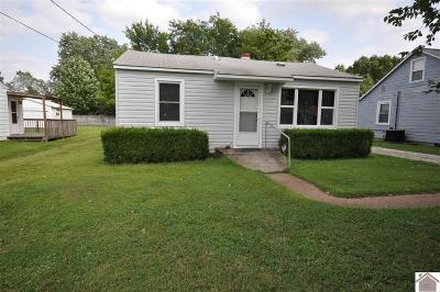 McCracken County Single Family Home For Sale: 1020 Yarbro Lane