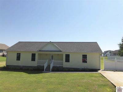 Benton Single Family Home For Sale: 331 Cope Rd.