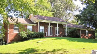 Trigg County Single Family Home Contract Recd - See Rmrks: 660 Old Canton Pike