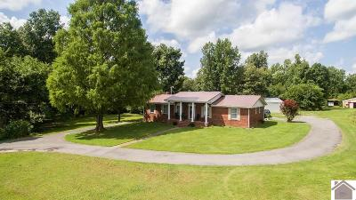 Ballard County Farm For Sale: 6350 Paducah Road