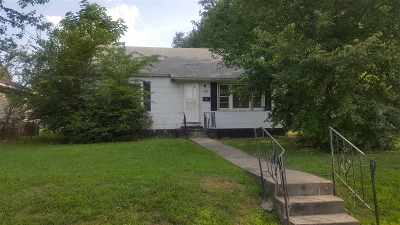 McCracken County Single Family Home For Sale: 1707 N 10th