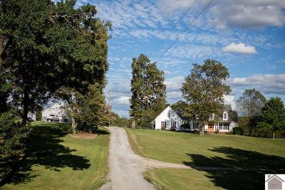 Graves County Single Family Home Contract Recd - See Rmrks: 5089 St. Rt. 94 E
