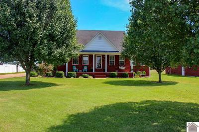 Calloway County Single Family Home For Sale: 264 Metcalf