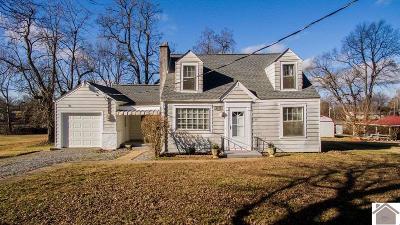 McCracken County Single Family Home For Sale: 3125 Kansas Street