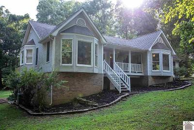 McCracken County Single Family Home Contract Recd - See Rmrks: 260 Andretta