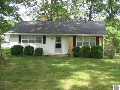Cadiz Single Family Home For Sale: 84 Nunn Blvd