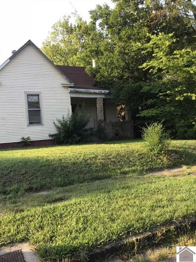 McCracken County Single Family Home For Sale: 1747 Harrison
