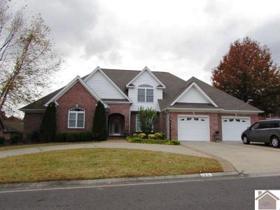 McCracken County Rental Contract Recd - See Rmrks: 135 High Pointe