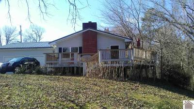 Eddyville Single Family Home For Sale: 1624 Paradise Hills Rd