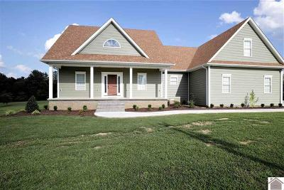 Melber Single Family Home Contract Recd - See Rmrks: 1630 Penny Corner Road