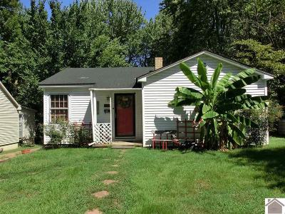 Graves County Single Family Home Contract Recd - See Rmrks: 213 Slaughter Street