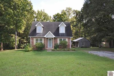 Cadiz Single Family Home Contract Recd - See Rmrks: 1233 Delmont Church Road
