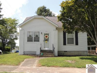 Mayfield Single Family Home For Sale: 603 N 6th Street