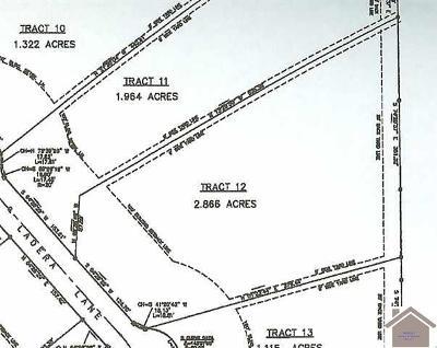 Paducah Residential Lots & Land For Sale: 165 Ladera Lane