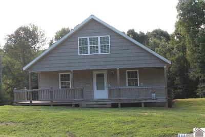 Kuttawa Single Family Home Contract Recd - See Rmrks: 885 Chestnut Oak Road
