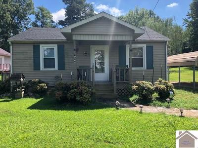 Graves County Single Family Home For Sale: 806 Maple St