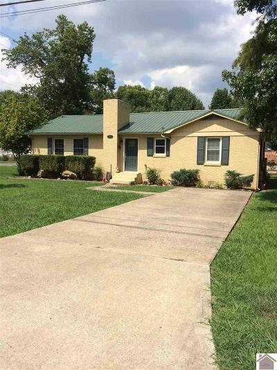 Graves County Single Family Home For Sale: 801 Wright