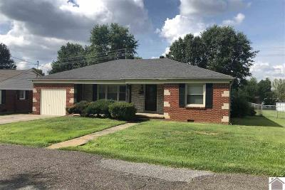 Graves County Single Family Home Contract Recd - See Rmrks: 505 Highland