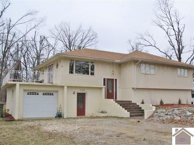 Eddyville Single Family Home For Sale: 511 Sycamore