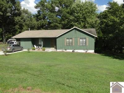 Graves County Single Family Home For Sale: 416 Fox Road