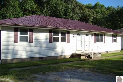 McCracken County Multi Family Home For Sale: 200 A + B Valley Street