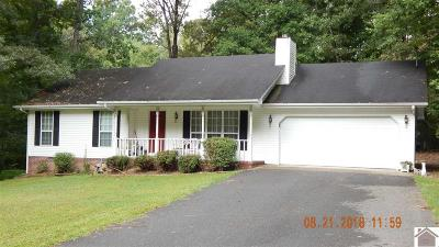 Gilbertsville Single Family Home Contract Recd - See Rmrks: 108 Cherokee Trail