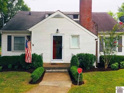 McCracken County Single Family Home For Sale: 4040 Buckner