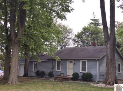 McCracken County Single Family Home For Sale: 124 Cedar Ave