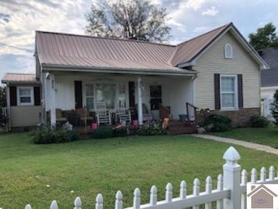 Caldwell County Single Family Home For Sale: 208 East Green St