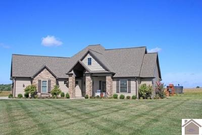 McCracken County Single Family Home Contract Recd - See Rmrks: 1865 Lov Flo Sta Rd W