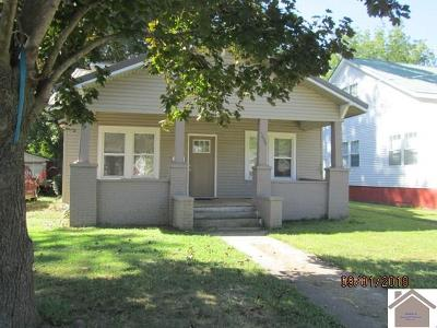 McCracken County Single Family Home For Sale: 1600 N 12th St