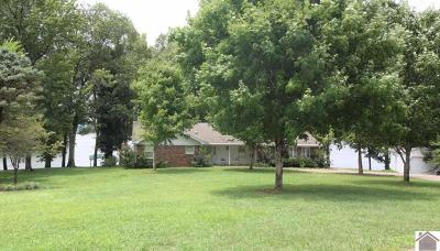 Lyon County, Trigg County Single Family Home For Sale: 642 Carriage Cove