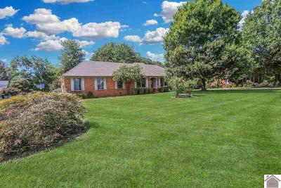 Calloway County Single Family Home Contract Recd - See Rmrks: 606 Tanglewood Drive