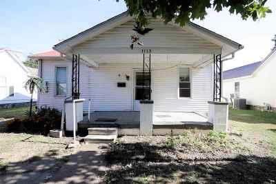 McCracken County Single Family Home For Sale: 1113 Markham
