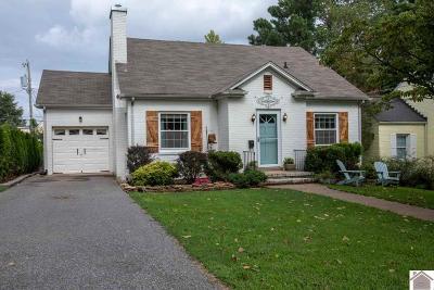 McCracken County Single Family Home For Sale: 246 Cedar Lane