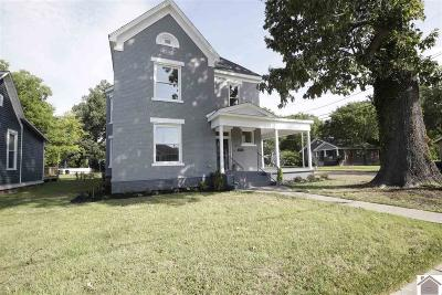 McCracken County Single Family Home Contract Recd - See Rmrks: 1601 Harrison Street