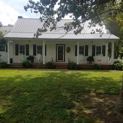 McCracken County Single Family Home Contract Recd - See Rmrks: 2550 Skyline Drive