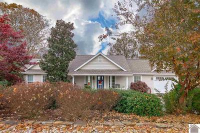 Lyon County, Trigg County Single Family Home For Sale: 15 Cheekwood Ln.