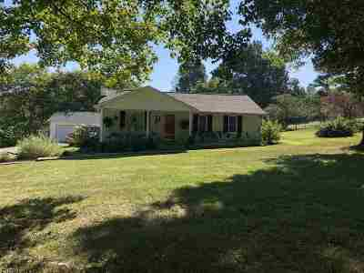 Benton Single Family Home Contract Recd - See Rmrks: 835 Olive Creek Rd