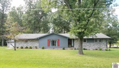 McCracken County Single Family Home Contract Recd - See Rmrks: 101 Wellington Circle