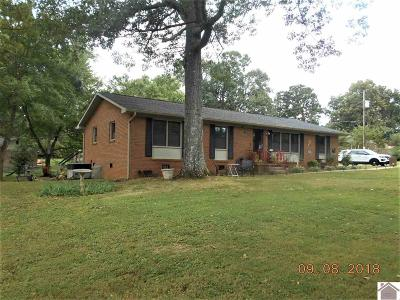Trigg County Single Family Home For Sale: 109 Maple Rd.