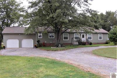 McCracken County Manufactured Home For Sale: 11054 Wickliffe Road
