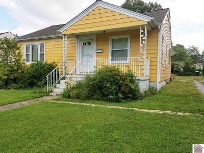 McCracken County Single Family Home For Sale: 2322 Madison Street