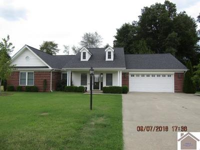 McCracken County Single Family Home For Sale: 1200 Red Pine Circle