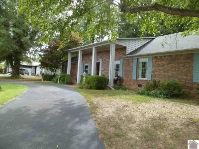 Graves County Single Family Home For Sale: 201 Erwin Dr