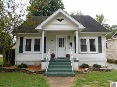 Murray Single Family Home Contract Recd - See Rmrks: 601 Olive St.