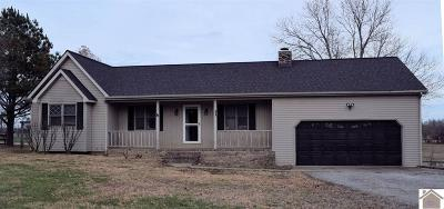 Paducah Single Family Home Contract Recd - See Rmrks: 765 Culp