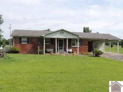 Graves County Single Family Home Contract Recd - See Rmrks: 36 Southern Heights